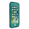 LifeProof Fre iPhone 7 Yeşil Su Geçirmez Kılıf - Resim 1