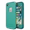 LifeProof Fre iPhone 7 Yeşil Su Geçirmez Kılıf - Resim 4