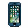 LifeProof NÜÜD iPhone 7 / 8 Lacivert Su Geçirmez Kılıf - Resim 4