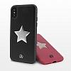 Luna Aristo Astro Serisi iPhone 7 Plus / 8 Plus Bordo Gerçek Deri Kılıf - Resim 3