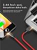 Mcdodo Lightning Siyah Data Kablosu 1.20m - Resim 2