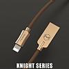 Mcdodo Lightning Işıklı Siyah USB Data Kablosu 1,20m - Resim 5