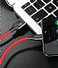 Mcdodo Type-C Dayanıklı Siyah Data Kablosu 1m - Resim 4