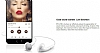 Meizu EP-21HD Orjinal Mikrofonlu Beyaz Kulakiçi Kulaklık - Resim 4