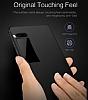 Meizu Pro 7 Mat Mürdüm Silikon Kılıf - Resim 2