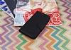 Mercury Sony Xperia Z Yan Kapaklı Siyah Cüzdan Kılıf - Resim 1
