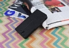 Mercury Sony Xperia Z Yan Kapaklı Siyah Cüzdan Kılıf - Resim 2