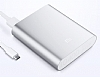 Xiaomi Orjinal 10400 mAh Powerbank Gri Yedek Batarya - Resim 7