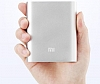 Xiaomi Orjinal 10400 mAh Powerbank Gri Yedek Batarya - Resim 1