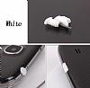 Micro USB Şarj ve Kulaklık Toz Önleyici Siyah Kapaklar - Resim 1