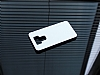 Motomo Asus Zenfone 3 Laser ZC551KL Metal Silver Rubber Kılıf - Resim 2