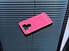 Motomo Asus Zenfone 3 Laser ZC551KL Metal Kırmızı Rubber Kılıf - Resim 2