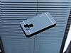 Motomo Asus Zenfone 3 Laser ZC551KL Metal Siyah Rubber Kılıf - Resim 2