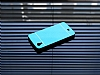 Motomo General Mobile Discovery 2 Mini Metal Mavi Rubber Kılıf - Resim 2