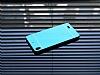 Motomo General Mobile Discovery Air Metal Mavi Rubber Kılıf - Resim 1