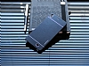 Motomo General Mobile Discovery Air Metal Siyah Rubber Kılıf - Resim 2