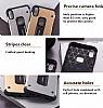 Motomo Huawei P Smart Ultra Koruma Siyah Kılıf - Resim 2