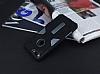 Motomo iPhone 7 Plus / 8 Plus Ultra Koruma Dark Silver Kılıf - Resim 1