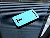 Motomo Prizma Asus ZenFone 2 Laser 5.5 inç Metal Mavi Rubber Kılıf - Resim 1