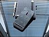 Motomo Prizma Asus ZenFone 2 Laser 5,5 inç Metal Siyah Rubber Kılıf - Resim 2
