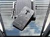 Motomo Prizma Asus ZenFone 3 ZE552KL Metal Siyah Rubber Kılıf - Resim 1