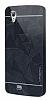 Motomo Prizma General Mobile Discovery 2 Mini Metal Siyah Rubber K�l�f