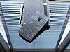 Motomo Prizma Lenovo A7010 Metal Siyah Rubber Kılıf - Resim 1