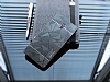 Motomo Prizma Lenovo Vibe P1 Metal Siyah Rubber Kılıf - Resim 1
