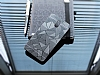 Motomo Prizma Lenovo Vibe P1m Metal Siyah Rubber Kılıf - Resim 1