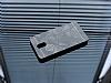 Motomo Prizma Lenovo Vibe P1m Metal Siyah Rubber Kılıf - Resim 2