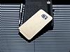 Motomo Prizma Samsung Galaxy Note 5 Metal Gold Rubber Kılıf - Resim 2
