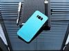 Motomo Prizma Samsung Galaxy S8 Metal Mavi Rubber Kılıf - Resim 2
