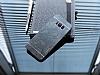 Motomo Prizma Samsung Galaxy S8 Metal Siyah Rubber Kılıf - Resim 2