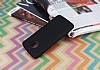 Motorola Moto E4 Plus Mat Siyah Silikon Kılıf - Resim 1