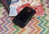 Motorola Moto G4 / G4 Plus Ultra Koruma Siyah Kılıf - Resim 1