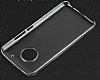 Motorola Moto G5 Plus Şeffaf Kristal Kılıf - Resim 3