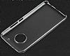 Motorola Moto G5 Şeffaf Kristal Kılıf - Resim 3
