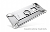 Nillkin iPhone 7 Plus Selfie Yüzüklü Metal Bumper Silver Kılıf - Resim 9