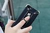 Nillkin iPhone 7 / 8 Selfie Yüzüklü Metal Bumper Gold Kılıf - Resim 11