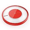 Nillkin Magic Disk 4 Kablosuz Kırmızı Hızlı Şarj Cihazı - Resim 6