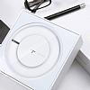 Nillkin Magic Disk 4 Kablosuz Beyaz Hızlı Şarj Cihazı - Resim 8