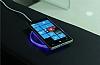 Nillkin Magic Disk II iPhone SE / 5 / 5S Beyaz Kablosuz Şarj Cihazı - Resim 8