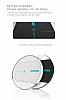 Nillkin Magic Disk II LG G6 Beyaz Kablosuz Şarj Cihazı - Resim 5