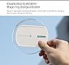 Nillkin Magic Disk II Samsung Galaxy Note 4 Beyaz Kablosuz Şarj Cihazı - Resim 4