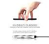Nillkin Magic Disk II Samsung Galaxy Note 4 Beyaz Kablosuz Şarj Cihazı - Resim 3
