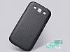 Nillkin Samsung i9300 Galaxy S3 Siyah Sert Rubber K�l�f