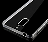 Nokia 6 Ultra İnce Şeffaf Silikon Kılıf - Resim 3