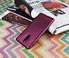 Nokia 8 Mat Mürdüm Silikon Kılıf - Resim 2