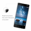 Nokia 8 Ultra İnce Şeffaf Silikon Kılıf - Resim 1