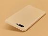 OnePlus 5 Mat Gold Silikon Kılıf - Resim 1